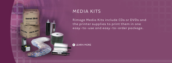 360i media kit 600 DVDs with ink refills