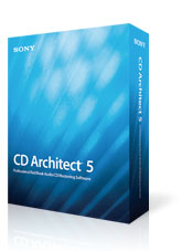 Sony CD Architect 5.2 SCDR5200