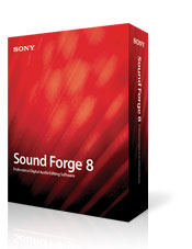Sony Sound Forge w/ Noise Reduction Plug-In