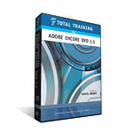 Total Training for Encore DVD 1.5 (Closeout)''1224