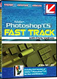 Class On Demand Photoshop CS Training 96004