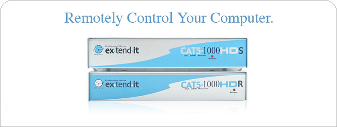CAT5�1000HD - EXT-CAT5-1000HD