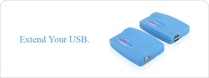 Mini USB-2 extender - EXT-USB-MINI2
