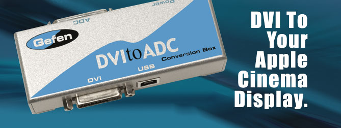 DVI to ADC Conversion Box