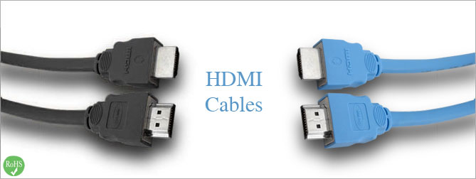 HDMI Cable 6 ft Black - CAB-HDMI-BLK-06MM