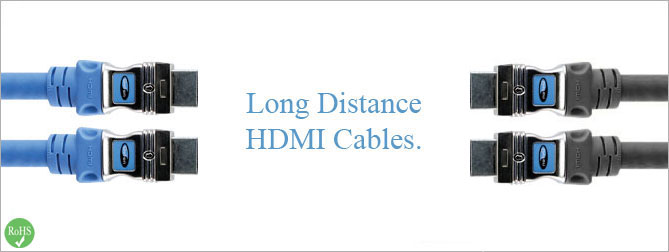 HDMI Cable 50 ft Black - CAB-HDMI-BLK-50MM