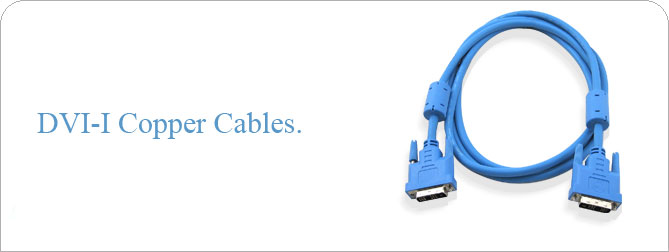 DVI-I Copper Cable 6 ft (M-M) - CAB-DVICI-06MM