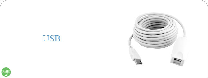 Active USB 1.1 16 ft. cable (Discontinued)