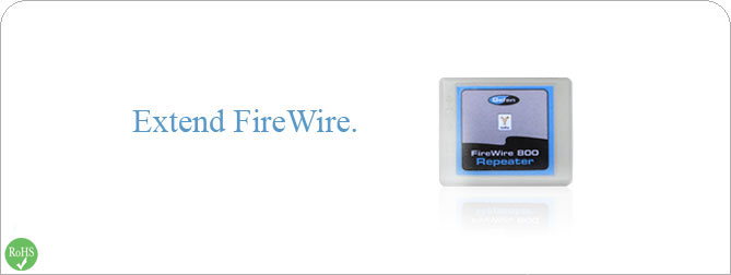 Firewire Repeater 800