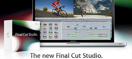 Final cut studio 3