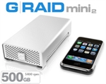 G-Tech G-RAID mini2 500GB 5400 RPM GRM2-500