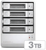 G-Tech G-SPEED eS 3TB GSPEEDES3TB