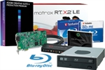 Matrox RT.X2 LE w/Adobe CS4 Production Premium Bnd