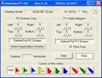 Datavideo PPT-100 Scan Converter Program PPT-100