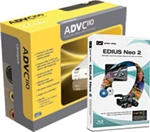 Grass Valley Edius Neo 2 Software w/ADVC110
