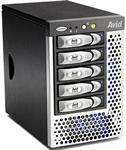 Avid VideoRAID ST 2.5TB 5 Bay Chassis 7010-2044201