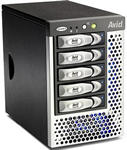 Avid VideoRAID ST 5TB 5 Bay Chassis 7010-20441-01