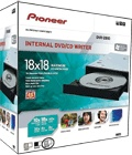 Pioneer DVR-2810B (black) DVD Burner