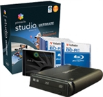 Pinnacle Studio 12 Ultimate Blu-ray Disc Bundle