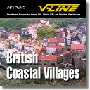Artbeats British Coastal Villages V-Line