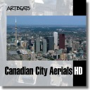 Artbeats Canadian City Aerials HD