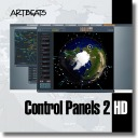 Artbeats Control Panels 2 HD