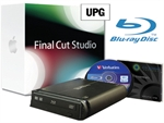 Apple Final Cut Studio 3 UPG w/Blu-ray Disc Bundle