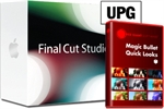 Apple Final Cut Studio 3 UPG w/Magic Bullet QuickL