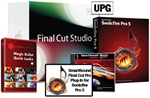 Apple Final Cut Studio 3 Upg w/SmartSound Bundle