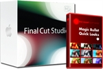 Apple Final Cut Studio 3 w/Magic Bullet Quick Look
