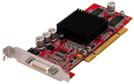ATI FireMV 2200 (RoHS) 64MB PCI Multi-View Card