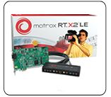 Matrox RT.X2 LE Video Production