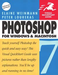 Photoshop 7 for Windows and Macintosh: Visual