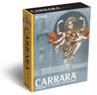 Carrara Studio 2 Upgrade, For Owners of Version 1.